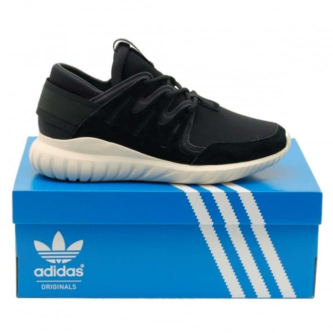 089fda0cb54 Adidas Originals Tubular Nova Core Black Cream White - Mens Clothing ...