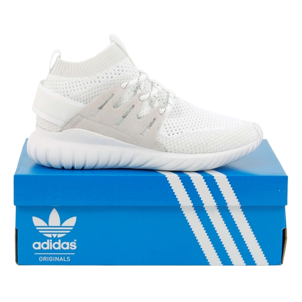 purchase cheap 45e8d 25475 Adidas Originals Tubular Nova Primeknit Vintage White