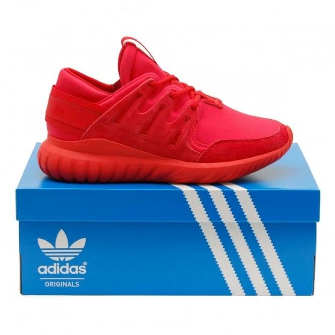 Adidas Originals Tubular Nova Red Red Red
