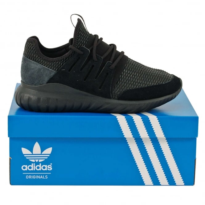 Adidas Originals Tubular Radial Core Black