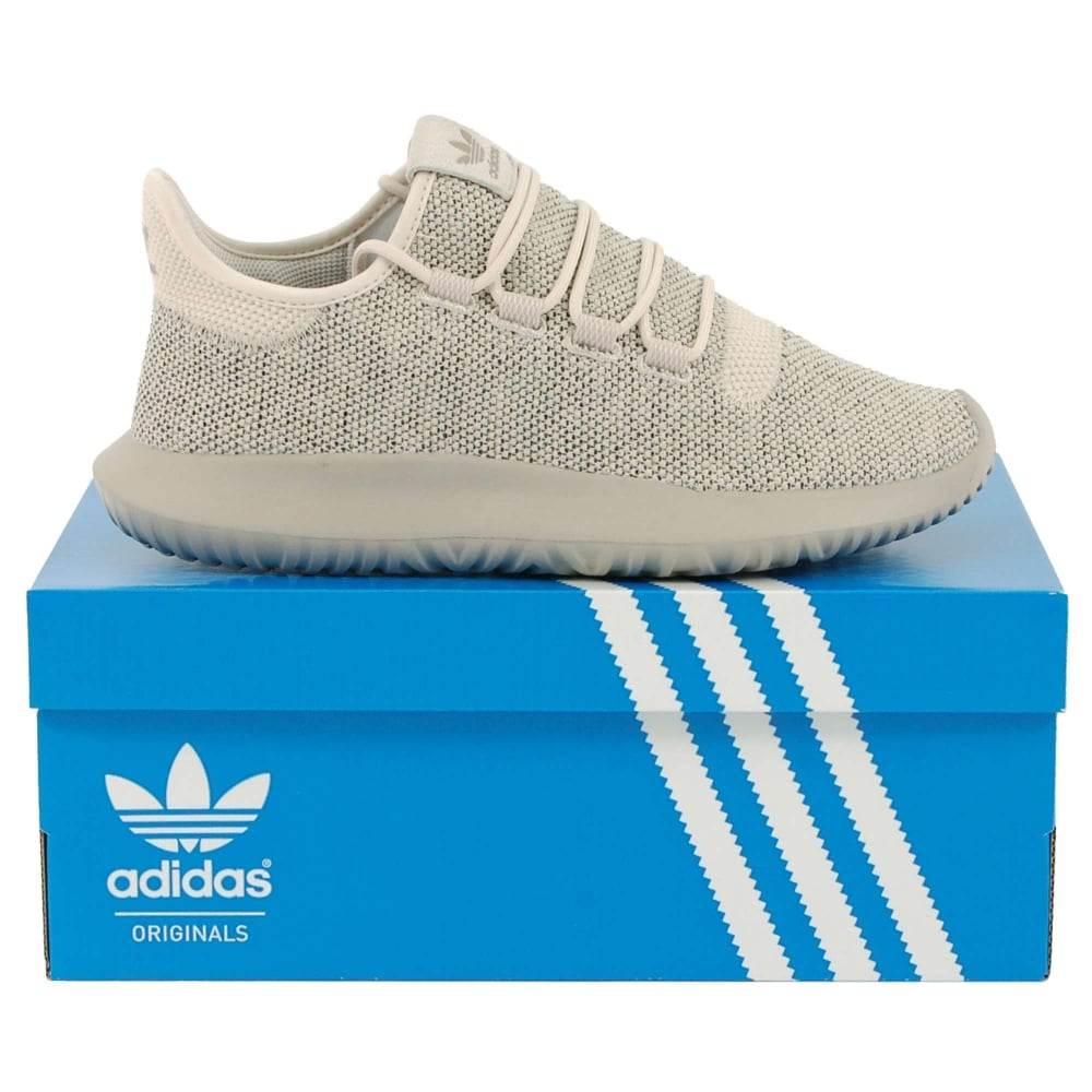 803031404847 Adidas Originals Tubular Shadow Knit Clear Brown Light Brown - Mens ...