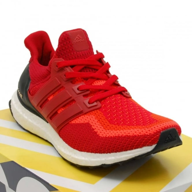 lowest price 28c92 aa428 Adidas Originals Ultra Boost Solar Red Power Red