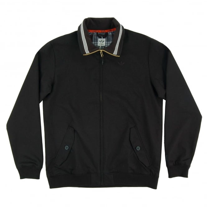 Adidas Originals Up North Harrington Jacket Black