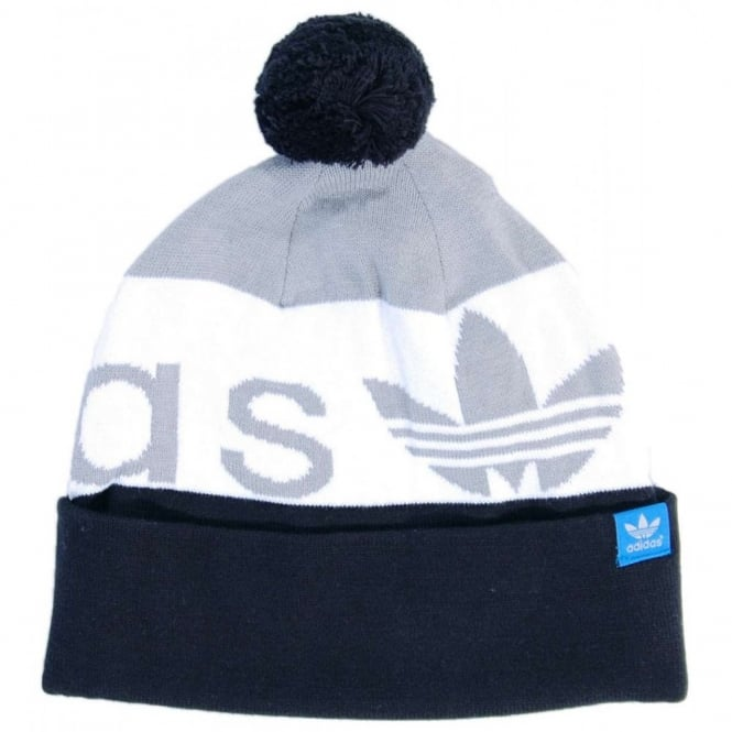 Adidas Originals Woolie CB Beanie Black - Mens Clothing from Attic ... 0a0c49455684
