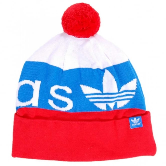 Adidas Originals Woolie CB Beanie Poppy - Mens Clothing from Attic ... ebca5bed7c4