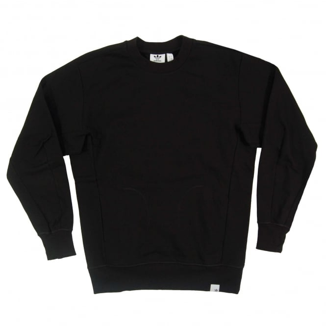 Adidas Originals X by O Crew Sweatshirt Black