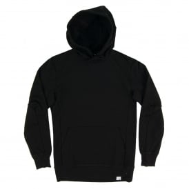 X by O Pullover Hoody Black