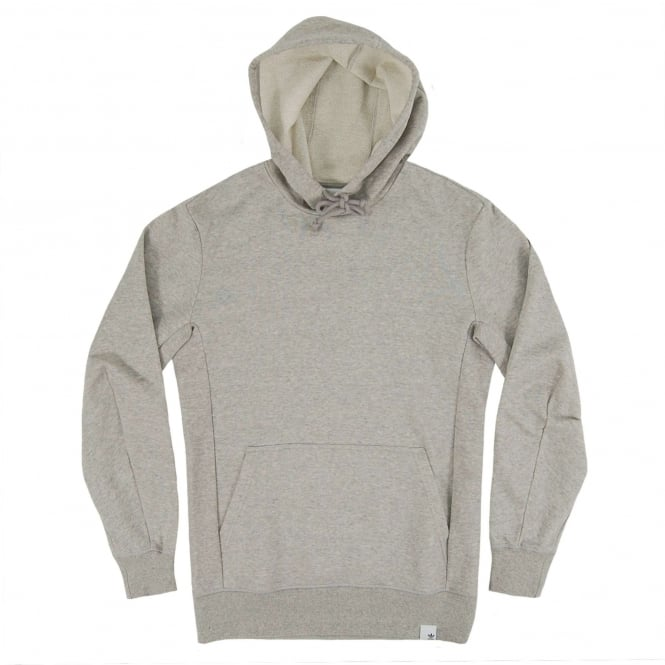 Adidas Originals X by O Pullover Hoody Medium Grey Heather