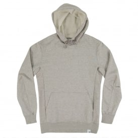 X by O Pullover Hoody Medium Grey Heather