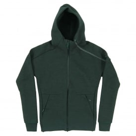 ZNE Stormed Heather Hoody Green Night
