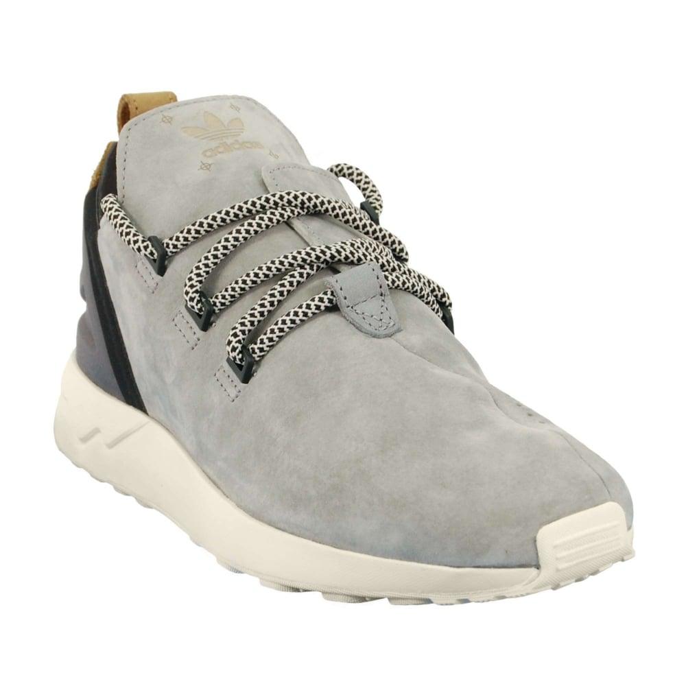 separation shoes 1a045 ad0d6 Adidas Originals ZX Flux ADV X Light Onix Craft Khaki Chalk White