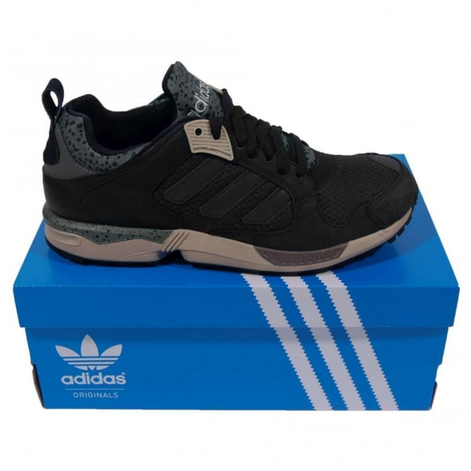 uk availability 56b5a de672 Adidas Originals ZX5000 Response Core Black St Cargo Brown