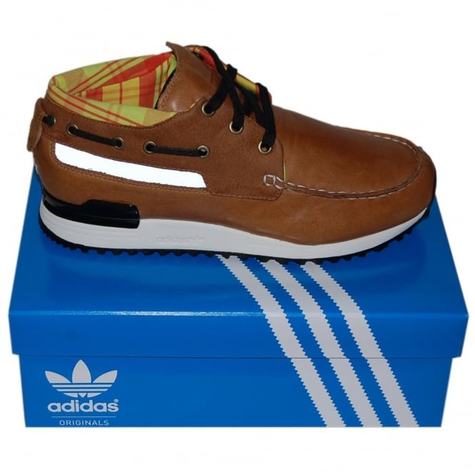 f8fde5053 Adidas Originals ZX700 Boat Wood Wheat - Mens Clothing from Attic ...