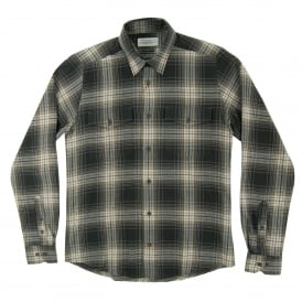 Anderby Check Shirt Forest