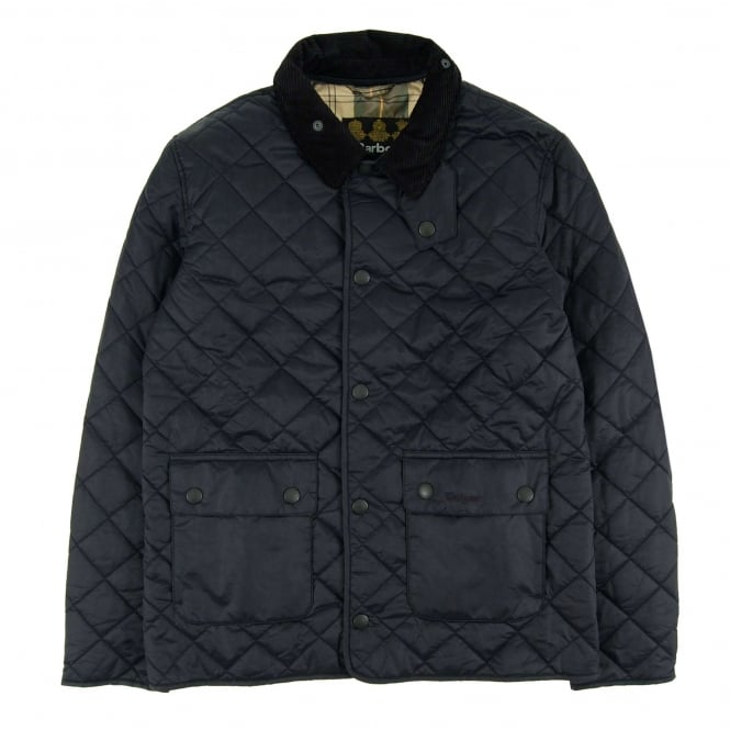 Barbour Anwoth Quilt Jacket Navy