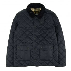 Anwoth Quilt Jacket Navy
