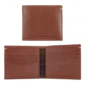 Artisan Bifold Wallet Dark Tan