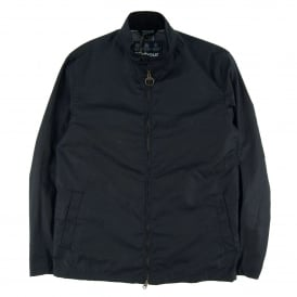 Brompton Wax Jacket Navy