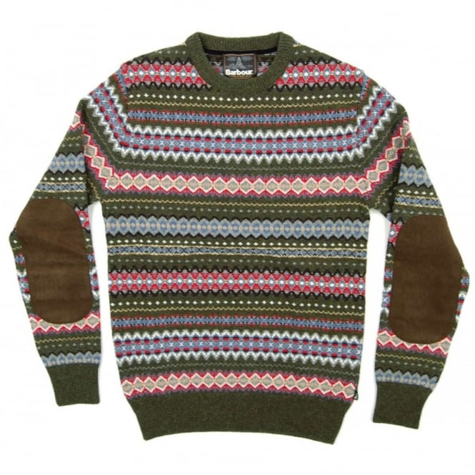 barbour fair isle