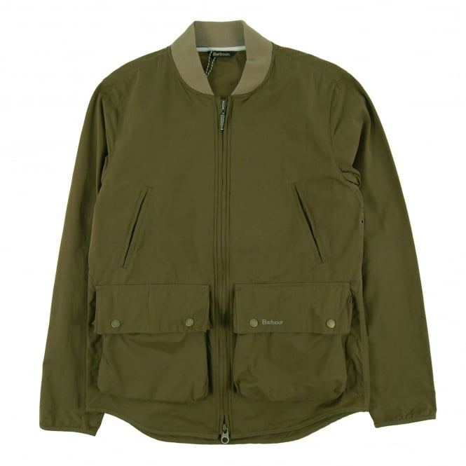 Barbour Camber Casual Jacket Dark Sand