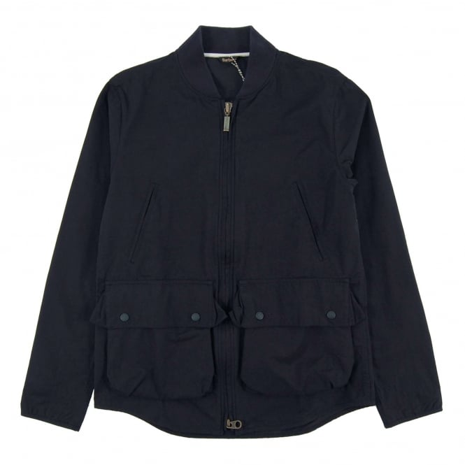 Barbour Camber Casual Jacket Navy