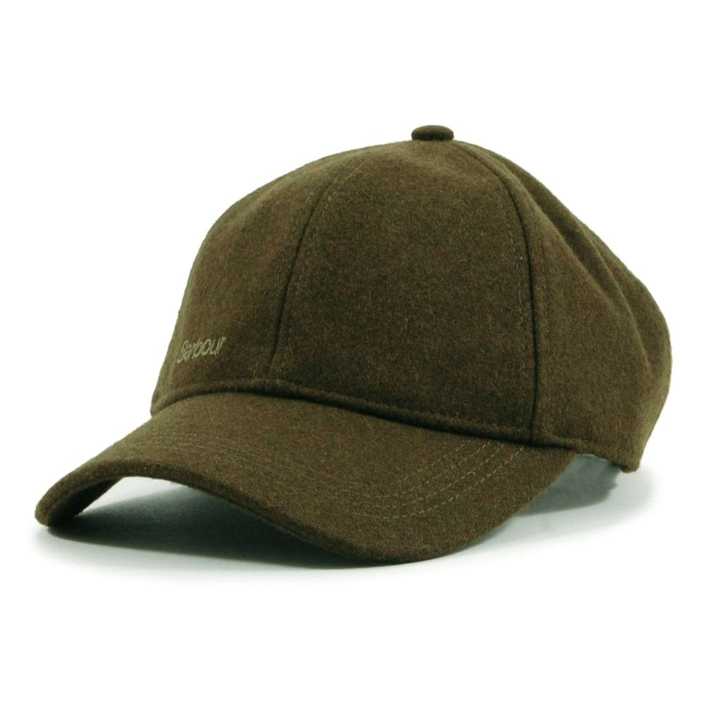 2d2536f5e844e Barbour Coopworth Sports Cap Forest Green - Mens Clothing from Attic ...