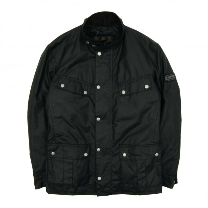 Barbour International Duke Jacket Black
