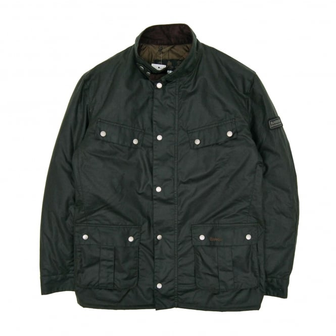 Barbour Duke Jacket Sage