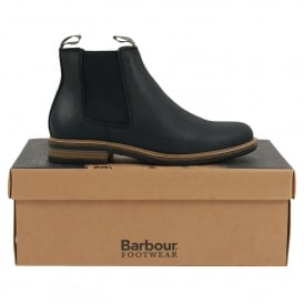 Farsley Chelsea Boots Black