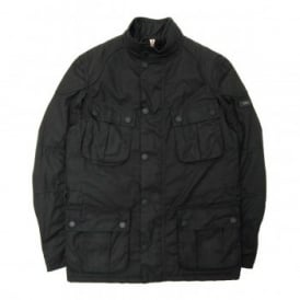 Gauge Wax Jacket Black