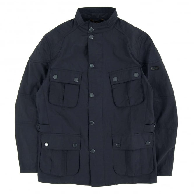 Barbour International Guard Casual Jacket Navy