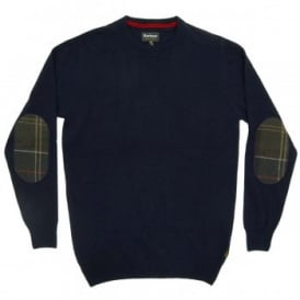 Harrow Crew Jumper Dark Navy