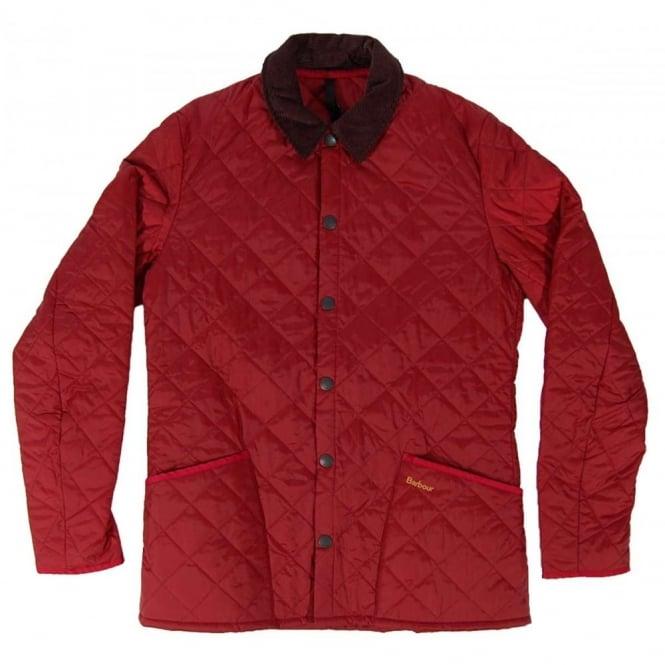 Barbour Heritage Liddesdale Quilt Jacket Red - Mens Clothing from ... : barbour heritage liddesdale quilted jacket - Adamdwight.com