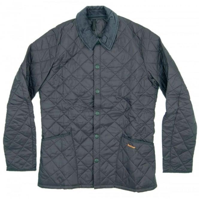 Barbour Heritage Liddesdale Quilted Jacket Navy - Mens Clothing ... : barbour heritage liddesdale quilted jacket - Adamdwight.com