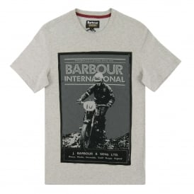 Ignition T-Shirt Grey Marl