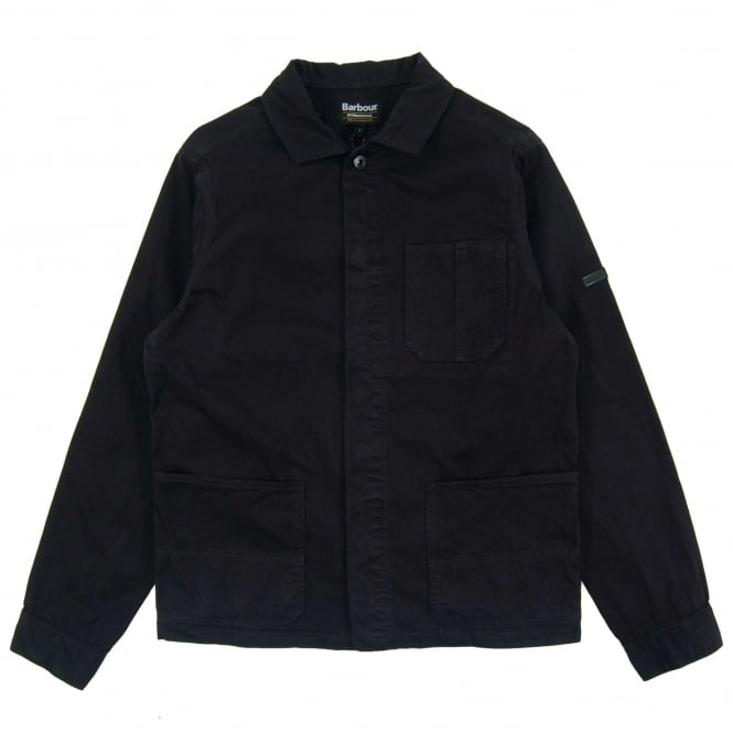 Barbour International Anderson Over Shirt Navy