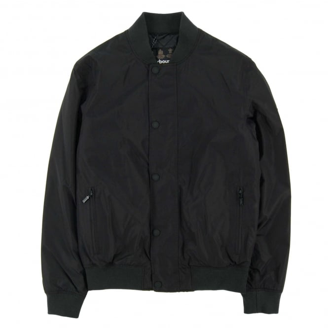Barbour International Gainsboro Waterproof Jacket Black