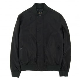 Gainsboro Waterproof Jacket Black