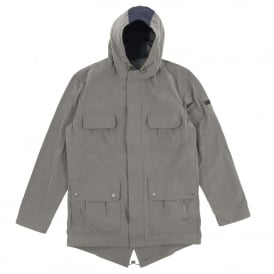 Pack Fishtail Casual Jacket Grey