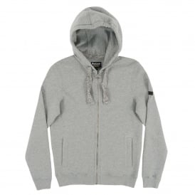 Race Hoody Grey Marl