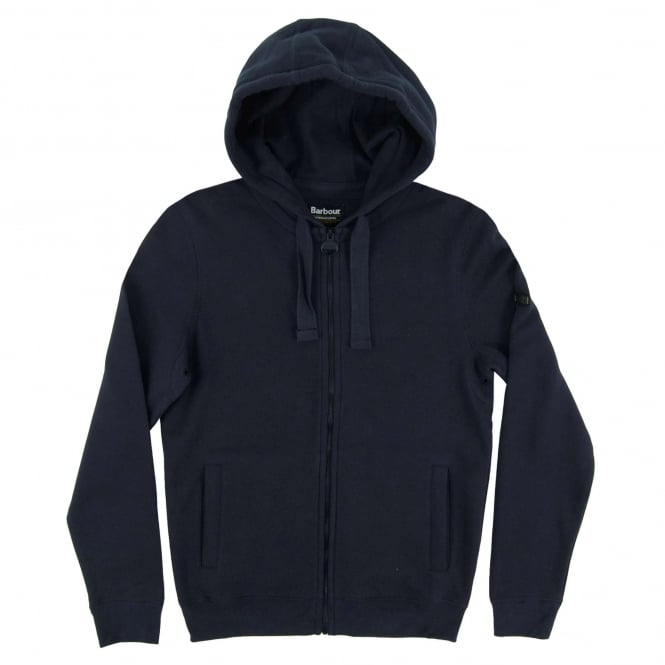 Barbour International Race Hoody Navy