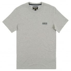 Small Logo T-Shirt Grey Marl