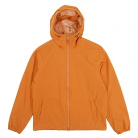 Irvine Waterproof Hooded Jacket Cinder