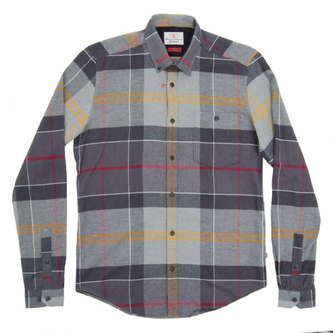 Barbour Johnny Check Shirt Modern Tartan