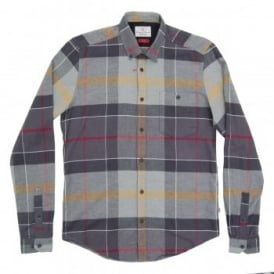 Johnny Check Shirt Modern Tartan