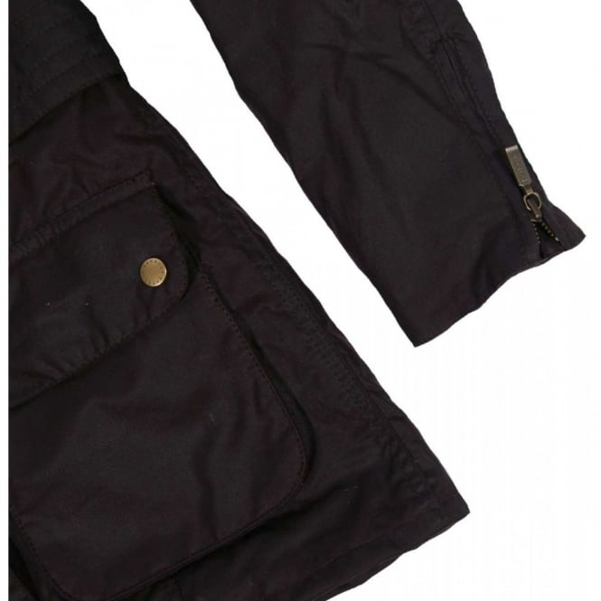 Barbour Ladies Weyhill Wax Jacket Rustic 937cf09a9d83