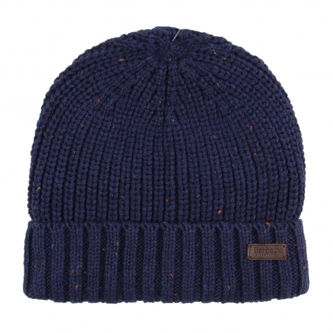 Barbour Langley Beanie Navy