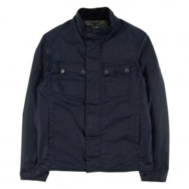 Lock Wax Jacket Indigo