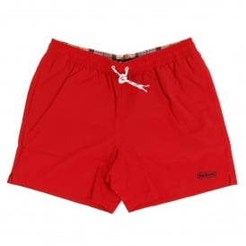 Lomond Swim Short Red