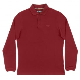 LS Sport Polo Ruby